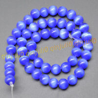 """5x8mm Faceted dark Blue Sapphire Gemstone abacus Loose Beads 15/"""" JL515"""