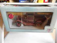 Motor Max Classics 1931 Ford Model Rusty Pick Up in Brown on 1:18 in Box