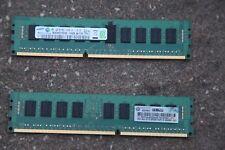 SAMSUNG 4GB PC3L-10600R-09-11-C2-D3 M393B5270DH0-YH9Q8 SDRAM REG ECC