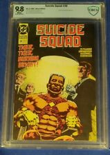 Suicide Squad #38 CBCS 9.8 white pages not cgc