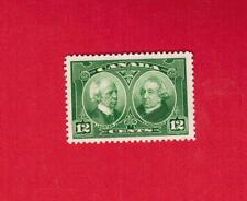 1927  #  147 * VFH  CANADA  STAMP  LAURIER & MACDONALD   M17