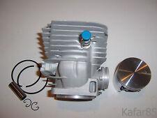 395 cylinder piston kit (fits Husqvarna 395 395XP ) with DECOMPRESSION VALVE