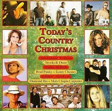Today's Country Christmas, Various Artists CD