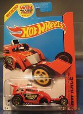 Hot Wheels ALTERED EGO #167/250 in HW RACE Series  **NIP**