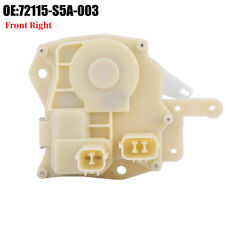 Front Right Power Door Lock Latch Actuator for Honda Accord Civic 72115-S5A-003