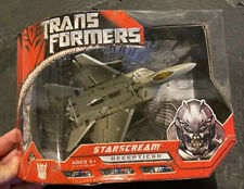 Hasbro Transformers Movie Voyager Class Decepticon Starscream Action Figure Mint