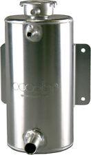 Off Road obp 4x4 Vertical Aluminium Round Header Tank  - OBPHE002