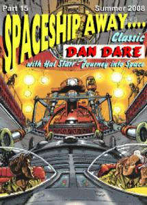Spaceship Away Dan Dare #15