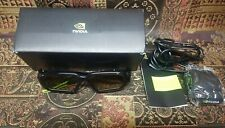 NVidia 3D Vision Wireless Glasses, 3D Blu-Ray Movie 3D Gaming 942-10701-0101-002