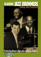 Classic Jazz Drummers – Swing and Beyond (Dvd)