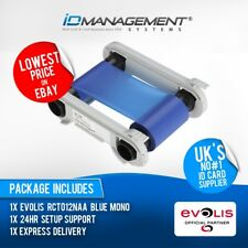 Evolis Blue Ribbon for Primacy/Zenius Printers • Free UK Delivery