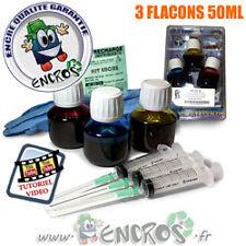 RECHARGE ENCRE- kit Encre Couleur Recharge HP22
