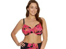 Briefs Floral Plus Size Bikini Tops for Women