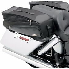 Saddlemen Saddlebag Storage Luggage Bags Chap Covers Harley Switchback FLD Dyna
