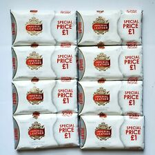 8 Packs of 3 Cussons Imperial Leather Bar Soap Sensitive Skin White USA Seller