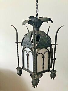 Gründerzeit-Deckenlampe Antik ca. 1880
