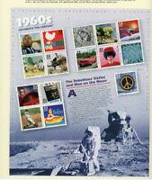 USA MiNr. Block 48 postfrisch MNH Celebrate the Century 1960er (GF14724