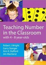 Math Recovery: Teaching Number in the Classroom with 4-8 Year Olds W/ CD