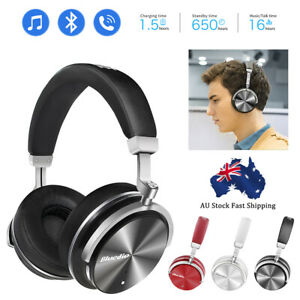 New Wireless Bluedio T4 Bluetooth v4.2 Headphones  Noise Cancelling Stereo
