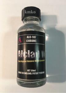 Neue Formel Alclad II Farbe ALC-107 Chrome for Plastic 30ml
