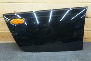 Front Left Driver Side Fender Lower Hood Panel Black Plymouth Prowler 1997-02
