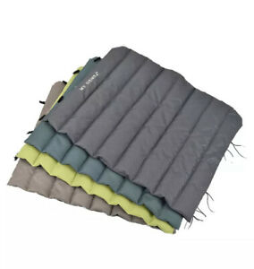 Large pet bed Dog bed Travel Mat Grey waterproof