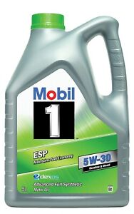 Mobil 1 ESP LV 5W-30 Full Synthetic Engine Oil 5L 826775