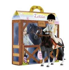 Lottie Doll Pony Pals Sophia & Horse - Beautiful Dolls inspired by real girls
