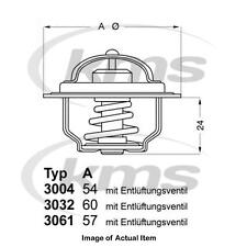 New Genuine WAHLER Antifreeze Coolant Thermostat  3004.82D1 Top German Quality