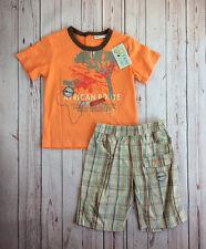 Conjunto de niño de Yatsi (Talla 6 meses) - camiseta y bermudas
