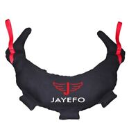 JAYEFO EXERCISE FITNESS WEIGHTED CROSSFIT WORKOUT SAND TRAINING  BULGARIAN BAG