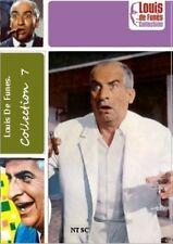 Louis De Funes. Collection 7 FRANÇAIS (NO Subtitles). DVD 6 films. Comedy