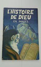 L'histoire de dieu en images #11 ,1955