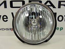 07-16 Jeep Wrangler New Left Side Headlamp Head Lamp Light Mopar Genuine Oem