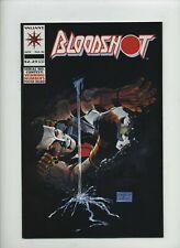 1¢ AUCTION  Bloodshot #10 (1993 series) Valiant comics (9.6 NM+)