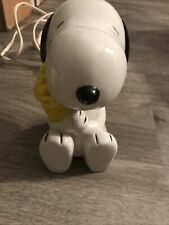 Snoopy Hugging Woodstock Ceramic Night Light Willitts Designs Peanuts