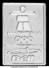 Olympic PINS VANCOUVER CANADA 2010 BELL TELECOM COMPANY