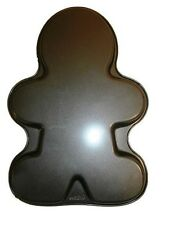 Gingerbread Boy Non-Stick Cookie Pan from Wilton