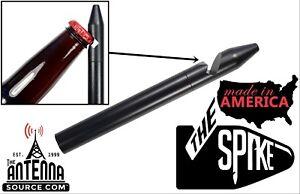"""THE SPIKE"" Black Ammo Antenna - FITS: 1994-1997 Dodge Ram Van 2500"