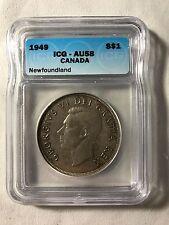 1949 Canadian $1 Coin (C209) - Newfoundland