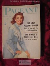 PAGEANT November 1954 STEPHANIE GRIFFIN HERB SHRINER RITA MORENO CHARLES ADDAMS