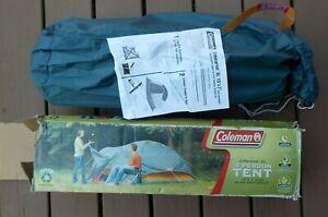 Coleman Cimmaron XL 4 person tent 10' X 7' with Vestiblue