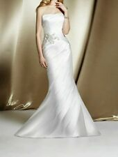 Ronald Joyce Satin Wedding Dresses
