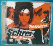 SCHREI (SO LAUT DU KANNST) - TOKIO HOTEL (CD MULTIMEDIA) Ref 0553