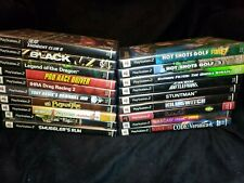 Sony PlayStation 2 Big 19 Game Lot!!! All In AWESOME Working Condition!
