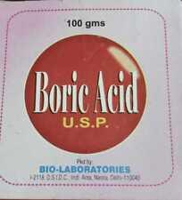 ORIGINAL BORIC ACID Powder Roach Pest Insect Control Bug Killer 100G