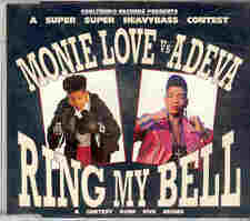 Monie Love - Ring My Bell, CD-Maxi