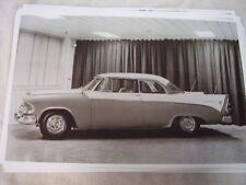 1956 DODGE  CUSTOM ROYAL 2DR HARDTOP 11 X 17  PHOTO PICTURE