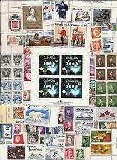 vintage CANADA Canadian postage stamps lot C8G  MNH