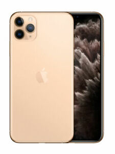 Apple iPhone 11 Pro Max - 256GB - Gold (Unlocked) A2161 (CDMA + GSM)